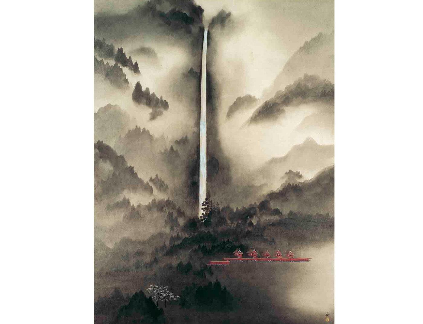 日本画|コレクション|京セラギャラリー|京セラの文化施設|会社案内 ...