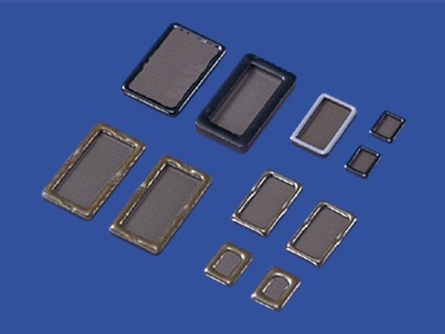 電子デバイス用表面実装セラミックパッケージ 電子デバイス用表面実装セラミックパッケージ セラミックパッケージ