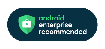 Android Enter Prise recommended