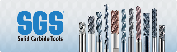 SGS Solid Carbide Tools